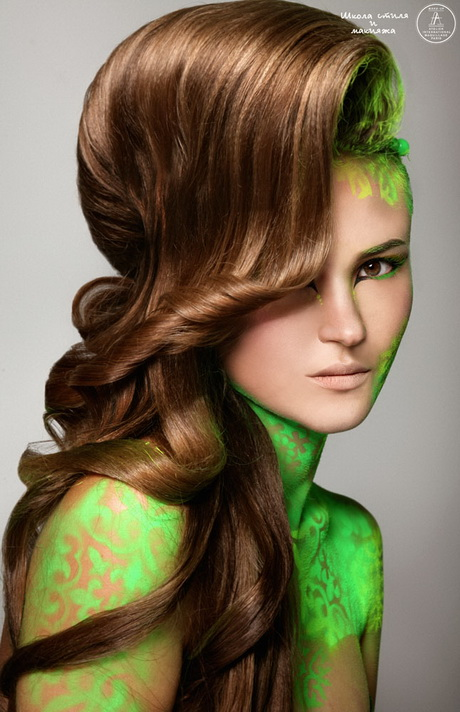 In Fashion Hair Styles