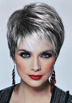 Ladies Short Style Haircuts