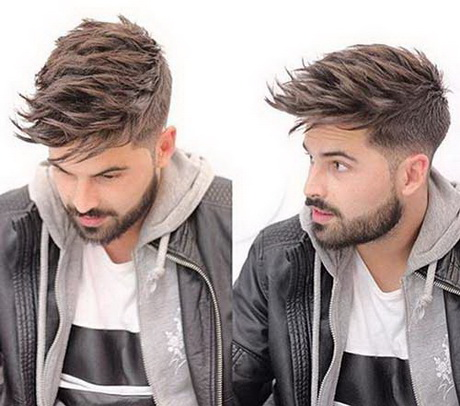 New style haircuts for guys