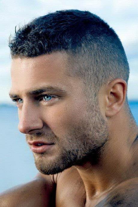 Haircuts Short Men Hairstyle 2015