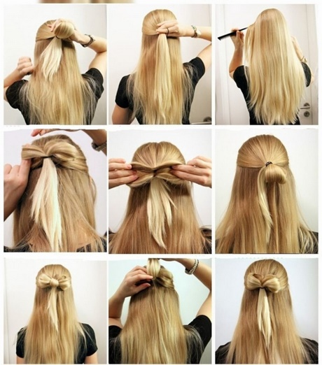 Cute easy hairstyles shoulder length hair
