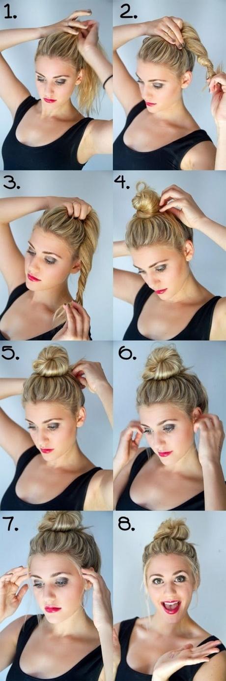 Cute Quick Hairstyles For Medium Length Hair