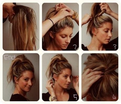 Easy Hairstyle Ideas For Medium Hair