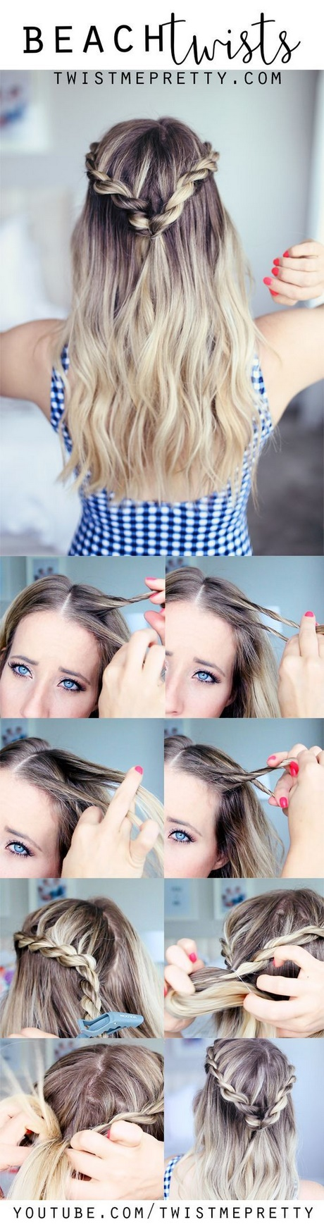 Easy Hairstyles For Thick Hair