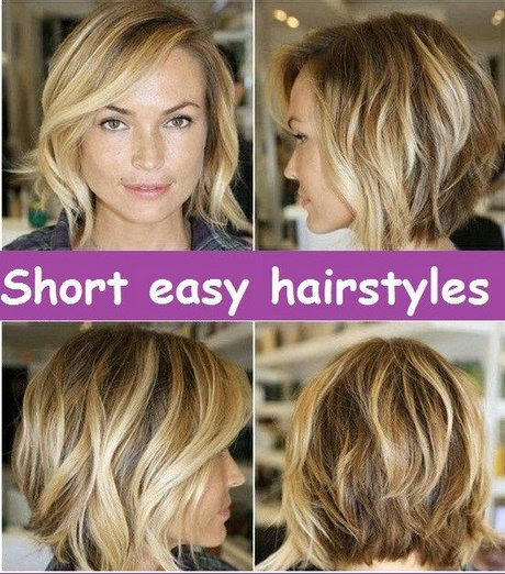 Easy Hairstyles Thick Hair