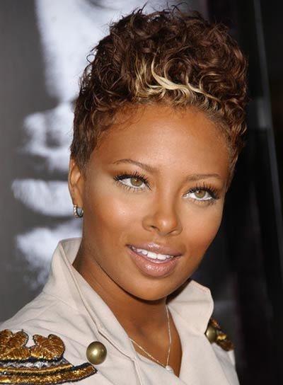 Easy Short Hairstyles Black Women