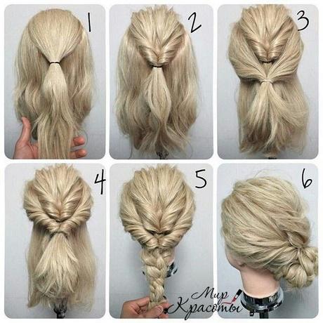 Easy Styles For Medium Hair