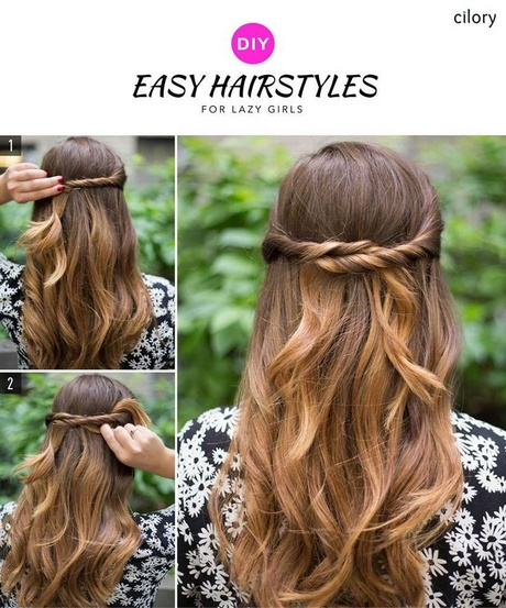 Everyday Easy Hairstyles For Medium Hair
