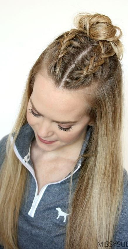 Image Result For Cute And Quick Hairstyles For School For Short Hair
