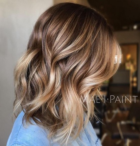 Hair Color For Shoulder Length Hair