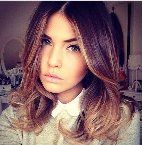 Hair Colour For Medium Length Hair