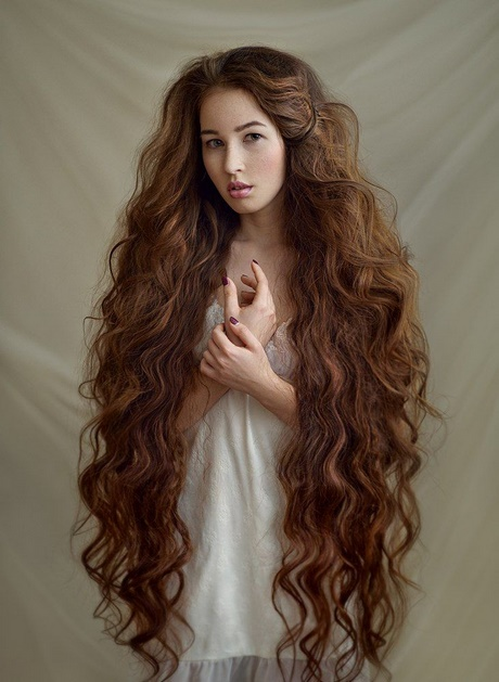 Hairstyles For Really Long Thick Hair