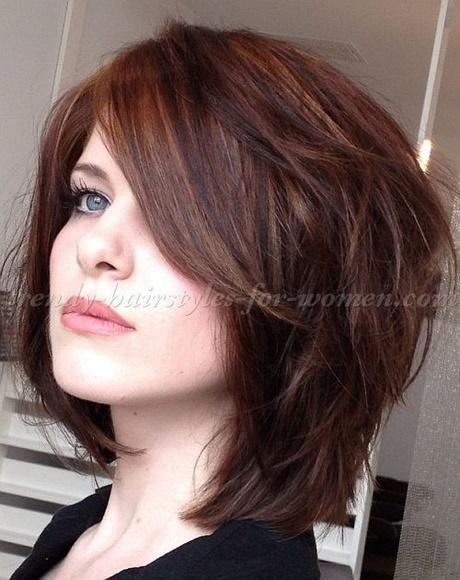 Hairstyles Shoulder Length Hair With Bangs