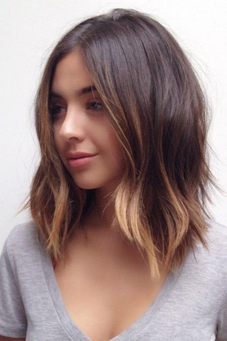 Just Below Shoulder Length Hair