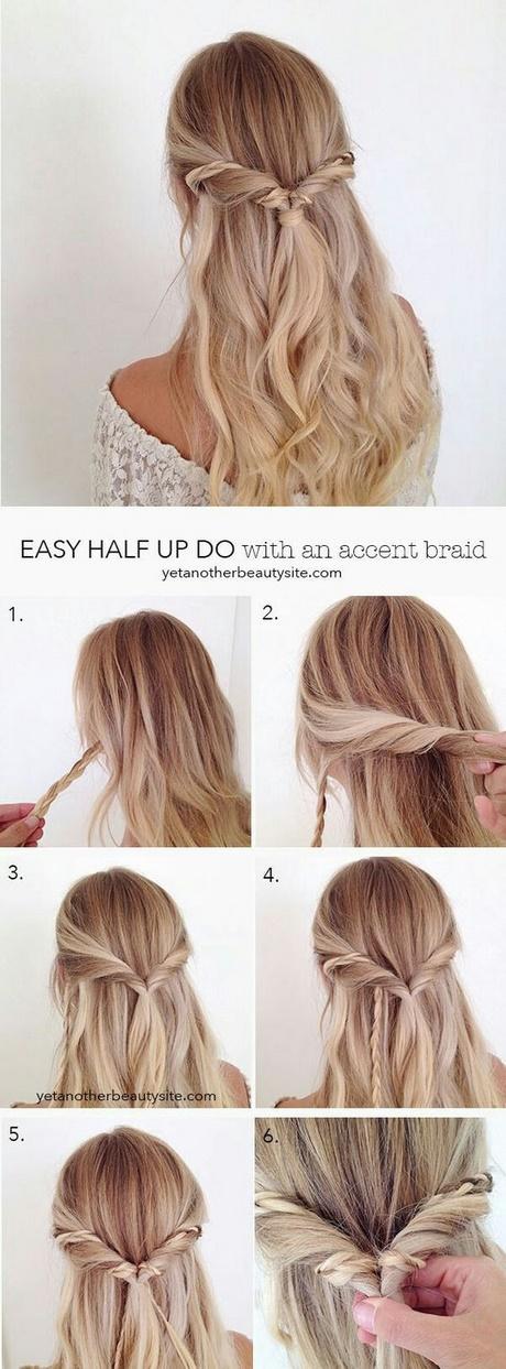 Long Hair Everyday Styles