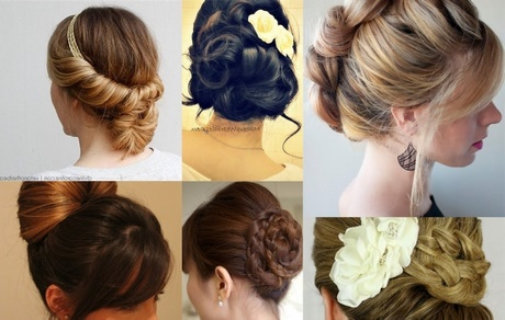 Perfect Casual Updo Hairstyle From Amber Heard More
