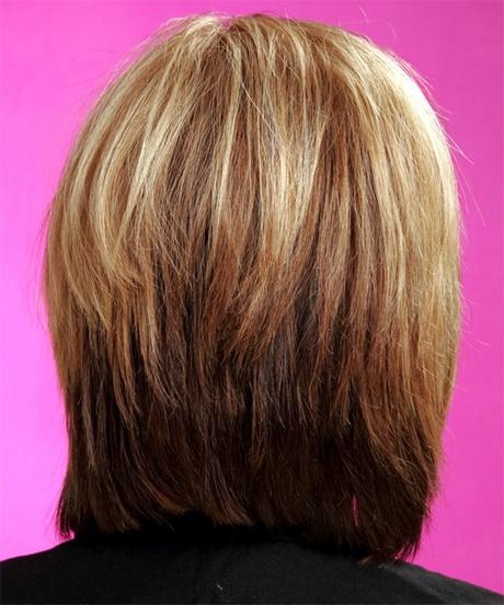 Medium Hairstyles Back