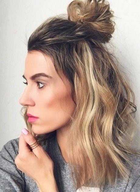 Medium length hairstyles for teens