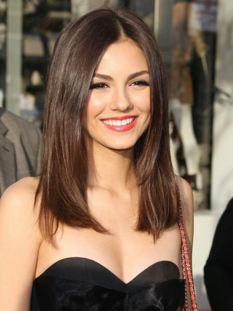 Past The Shoulder Length Hairstyles
