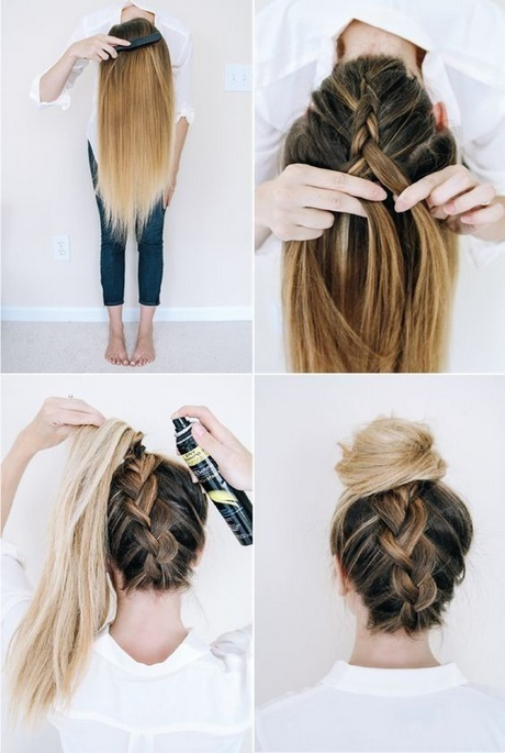 Really Easy Hairstyles For Medium Hair