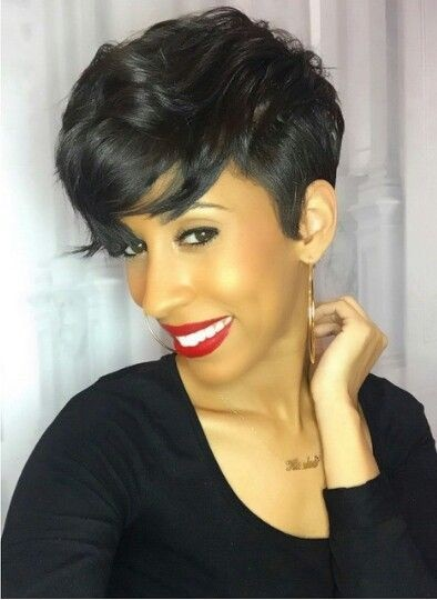 Short Haircuts Black Females
