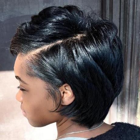 Short Haircuts For Black Females