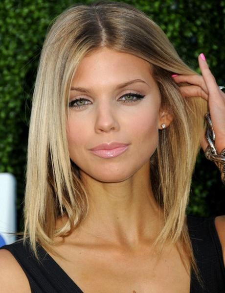 Shoulder Length Hair Fine Hair