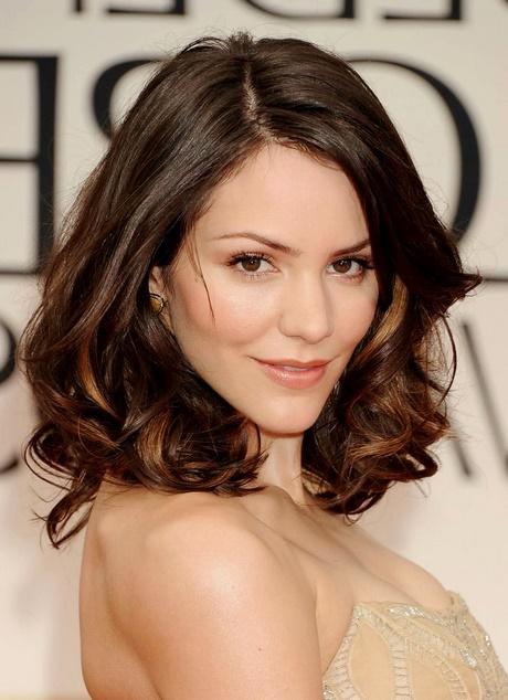 Shoulder Length Hair For Wavy Hair