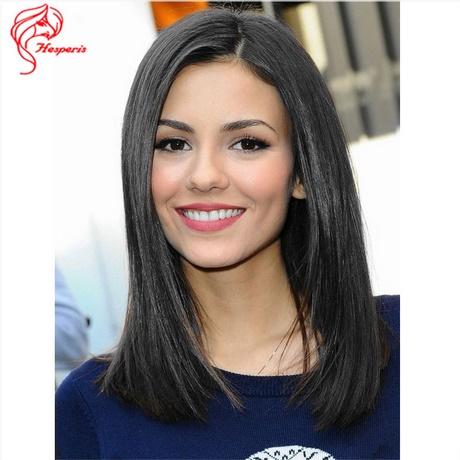 Straight Hair Shoulder Length Haircuts