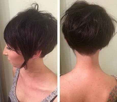 Back Of Pixie Hairstyles