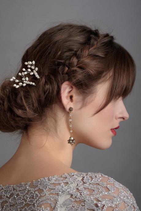 Bridal Hair Designs Pictures