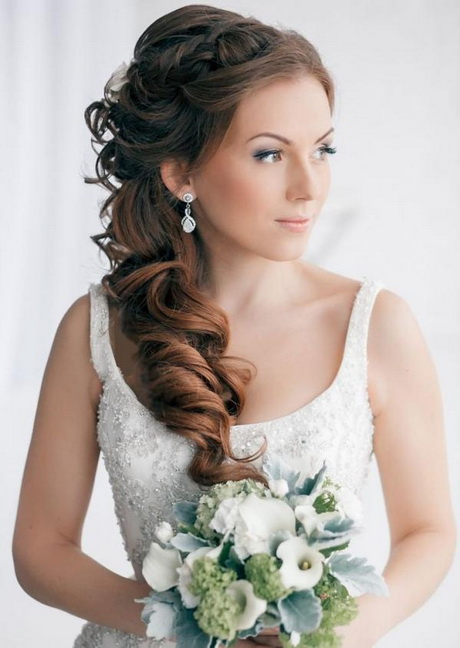 Bridal Hair Styles For Long Hair