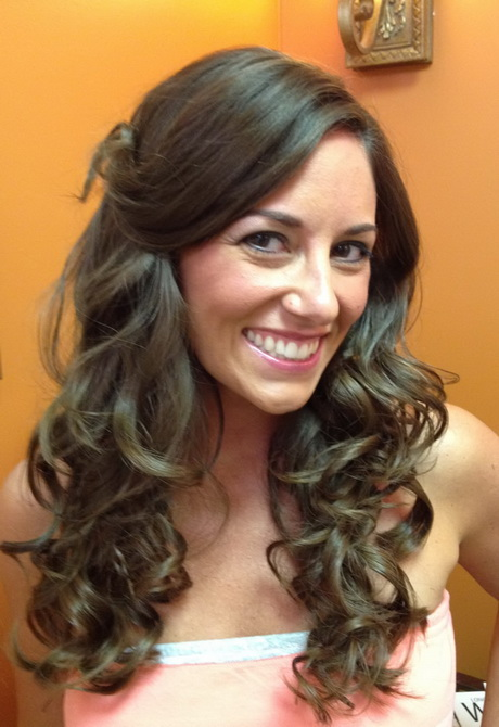 Bridal Party Hairdos