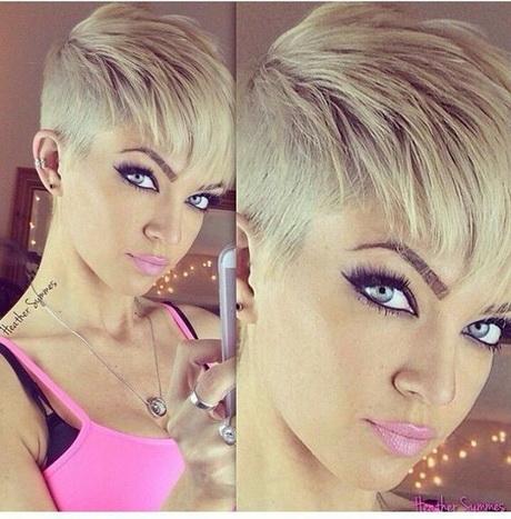 cute pixie haircuts with bangs