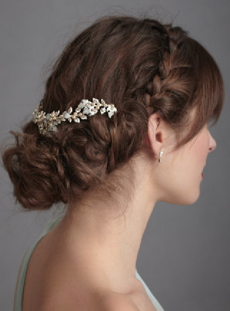 Different Hairstyles For Brides