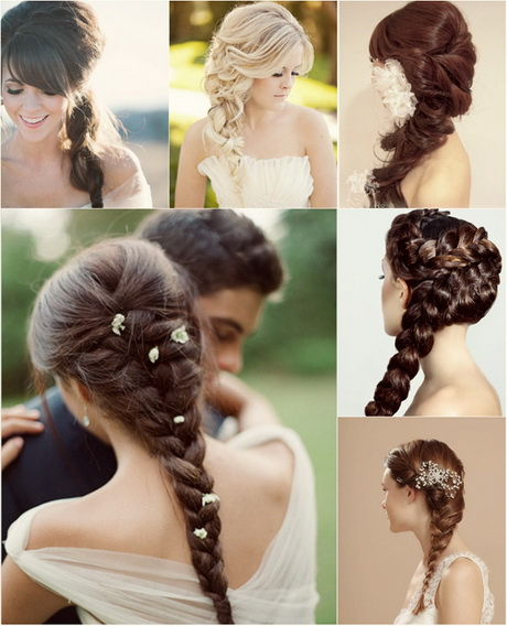 Braids Hairstyles For Weddings: Different Hairstyles For Marriage