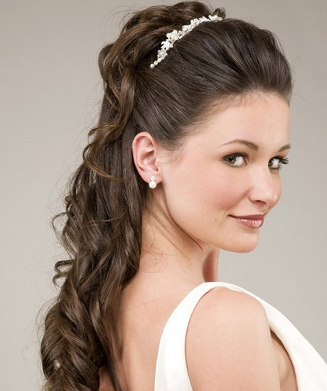 Nice Hairstyle For Wedding: Good Hairstyles For A Wedding