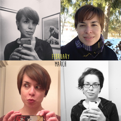 Growing Out Pixie Cut