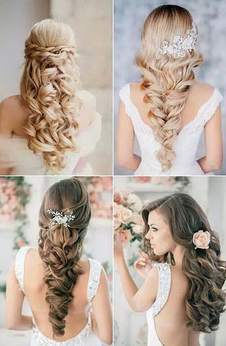Hair Design For Long Hair For Weddings