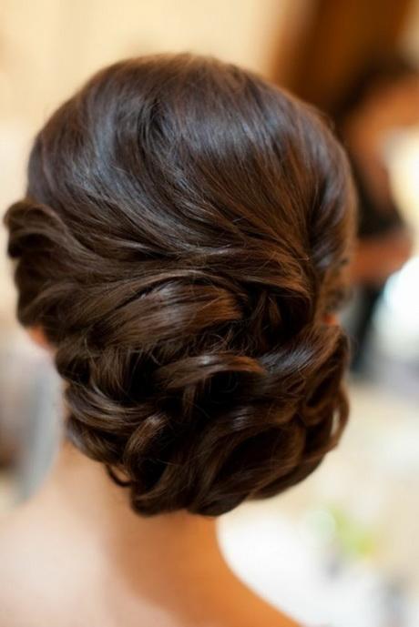 Hair Updo Styles For Weddings
