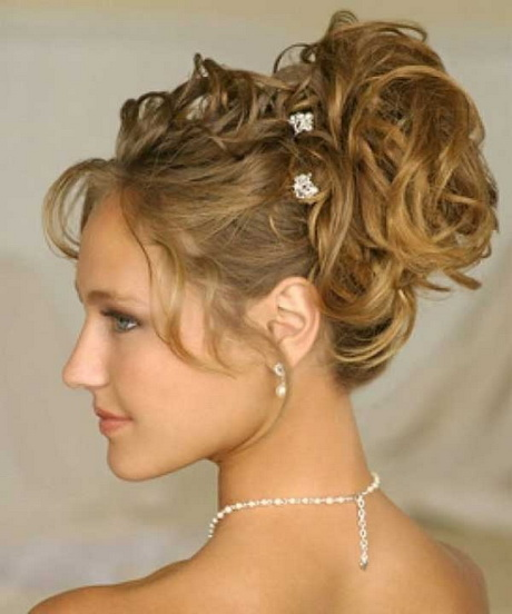 Long Hairstyles For Wedding Party: Hairstyles For Long Hair Wedding Party