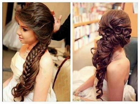 Bridal hair  wedding day  wedding hairstyles for long hair ...
