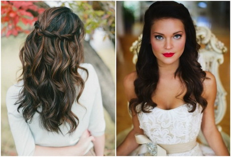 Hairstyle Curly Hair Inspiration Heavenly For Wedding Ceremony