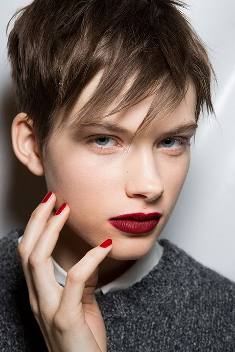 Pixie Cut For Guys