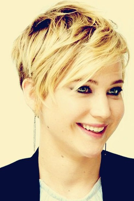 Short Haircuts Pixie Style