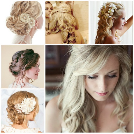 Trendy Bridesmaid Hairstyles