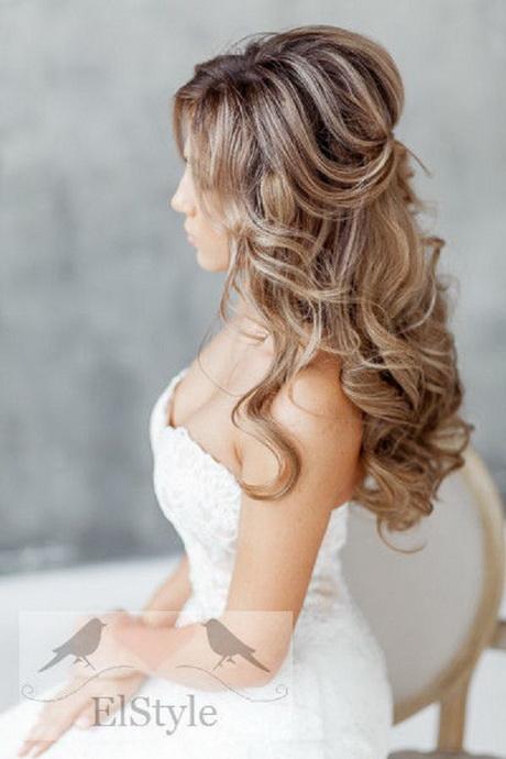 Weeding hair styles