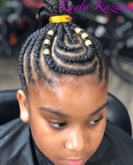 Children Hairstyle