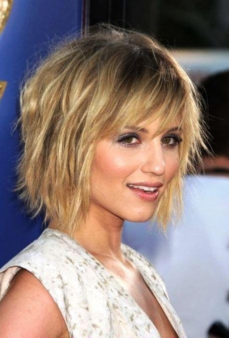 haircuts for fine thin hair with bangs