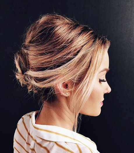 Hairdos For Thin Hair